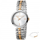 Esprit watch ES1L018M0075 gift set bracelet