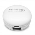 Networx MAC2014W - Macaron Power Bank 2400 mAh