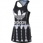 TOP LADIES ADIDAS TIE DYE TANK S00037