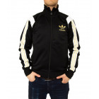 JACKET MEN'S TRACK TOP ADIDAS FLE B82044