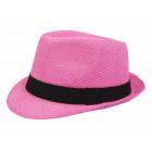 Chapeau de paille Chapeau de Panama Uni Sex