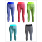 Sport trousers Fitness Yoga Running Capri Training