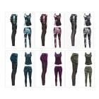 Women's Sportswear Leggings Fitness Pants + To