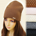 FL636 Double Layer Cap, Hat. Glossy Pattern