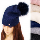 FL661 Large, Winter Hat, Glossy look