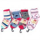 Baumwollsocken für Kinder, Druck 21-32 5870