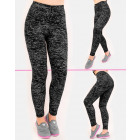 A860 Sport Women Leggins, Dynamic Pattern