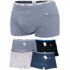 D26102 Cotton Mens Boxer Shorts, 4XL- 6XL, Large