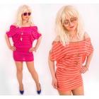 BB176 Summer Women's Set Top + Tunic, Dress