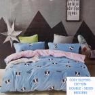 Bedding set, 2-sided, 160x200, 3 parts, Z062