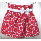 D421 skirt for girls, flowers 92-128