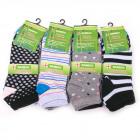Women's Bamboo Socks, Fitness 35-38, 5292
