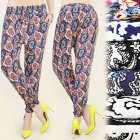 D2639 LOOSE PANTS, HARMS, ORIENTAL DESIGNS