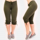 4601 Short Leggings with Pullers, Sweatpants