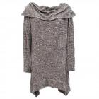 Laza női ruha, tunika, túlméretes, UNI, 5255