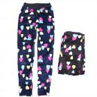 Isolierte Hosen für Mädchen, 128-170, 4969