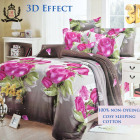 Bedding set, 200x220, 3 pieces, Z088