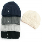 Warm Womebn Cap, Hat, 2 layers, Cuff, 5091