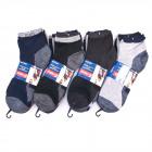 Männer Socken, Füße, Baumwolle 40-46, 5385