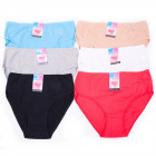 women Panties, High Waist, cotton , XL-3XL, 5173