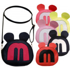 4810 Small Women Handbag with Ears, Lovely M