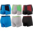 Cotton Mens Boxer Shorts L - 3XL, Sport, D26147