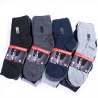 Chaussettes pour hommes, coton, Classic Line, 40-4