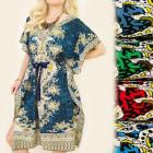 FL472 Oriental Dress, Kimono, Climatic trip