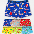 4534 Boxer shorts for Boy, Astronaut, 5-12 years o