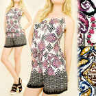 C1787 LOOSE SET TOP + SHORTS, ARABIAN PATTERN