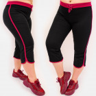 4602 Women Shorts, Sweat Pants, Plus Size, Sports