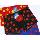 4826 Boxer Cotton, Short, L-3XL Juicy Lips