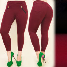 C17186 Autumn Pants Large Sizes, Sliders