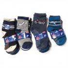 Jungen ABS Socken, Baumwolle, Planes 17-30, 5726