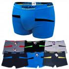 Cotton Men's Boxer Shorts, L-3XL, Sport, D2615