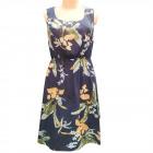 Women Summer Dress, M-2XL, C17814