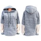 Womens Hoodie Oversize, Sweatshirt S-XL, 5208