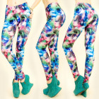 4128 Leggings Fitness, Galaxy, Bmabusowe