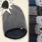 C17410 Men Hat, Cap, Fleece, Ideal For Winter