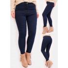 Pantalon classique pour femme R52, taille haute, j