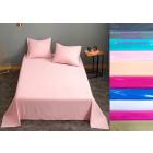 BedSheet, sheet coton Satin, Various Sizes, Z148