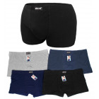 D26103 Cotton Mens Boxer Shorts, 4XL- 6XL, Large