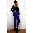 B16690 Femme Jeans, Militias, Couleur Bleuet