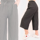 C17689 Women's Pants, Slimming, CULOTTES
