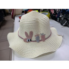 Children's Hat Rabbit and Carrot MIX 6488