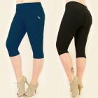 4480 Bamboo Pants, Plus Size, 3/4 length, Classic