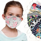 Children's Protective Mask, Happy Patterns, 8-
