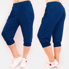 4598 Summer Sweatpants, Women Shorts, navy