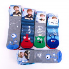 Children Socks, Crazy Monsters, 24-34, 5352