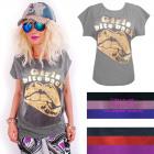 Women's Shirt, Blouse, M-XL, M-XL, Kiss, 5440